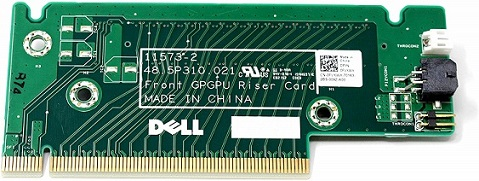 YK8R5 Dell PowerEdge C8220X Server Front GPGPU Riser Board