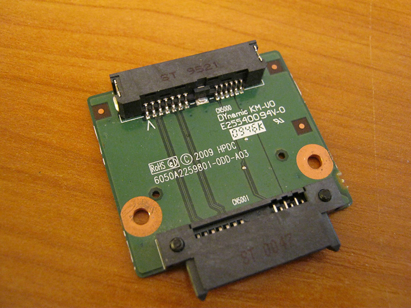 Laptop Connector Cards
