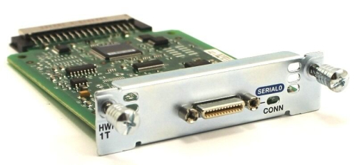 Cisco HWIC-1T Hwic 1-PORT Serial High Speed Wan Interface Card