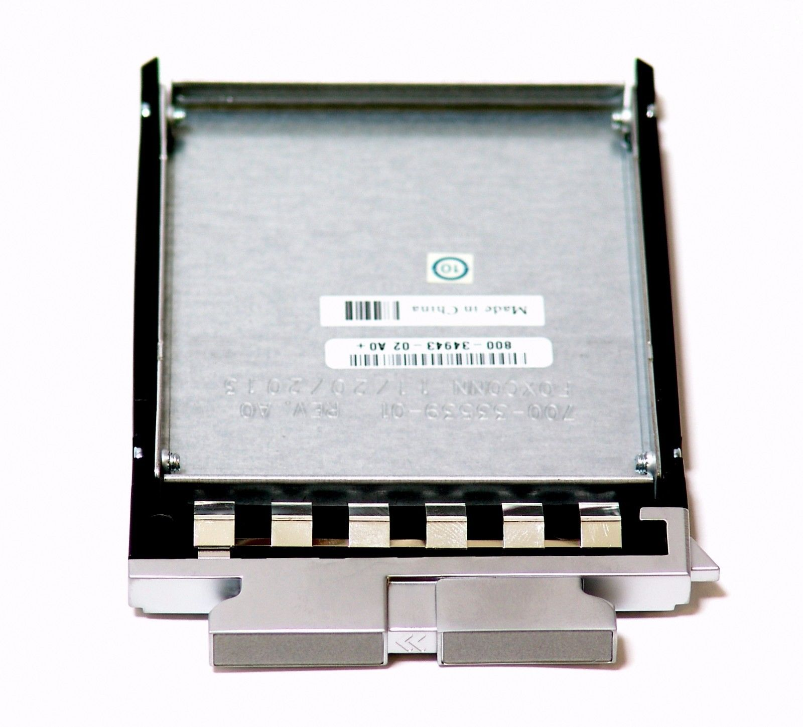Cisco Blade Server SSD Hard Drive Tray Caddy Sled Bracket