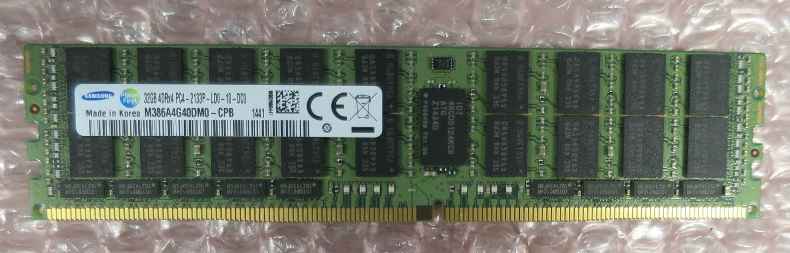 A8217683 Dell 32GB 2133MHz PC4-17000PL Memory
