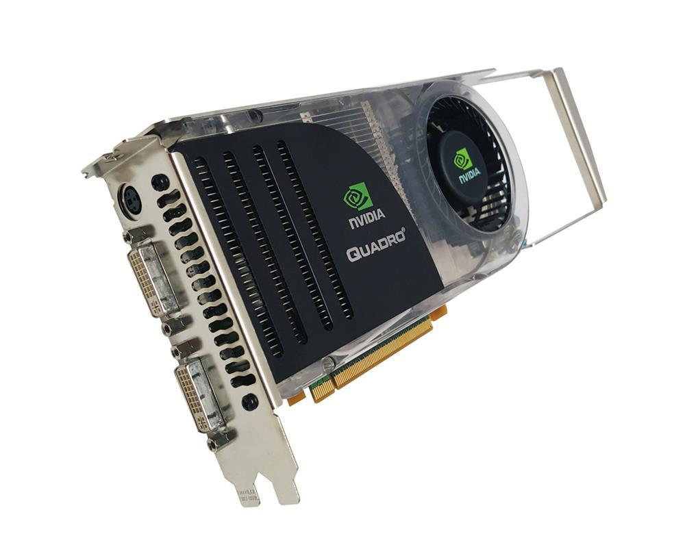 Dell OEM Nvidia Quadro FX 4600 768MB Server Video Card - JP111