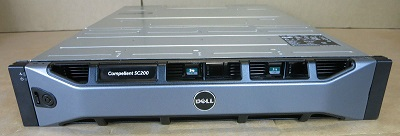 Dell Compellent SC200-CONFIGURE-TO-ORDER (CTO) UNITS