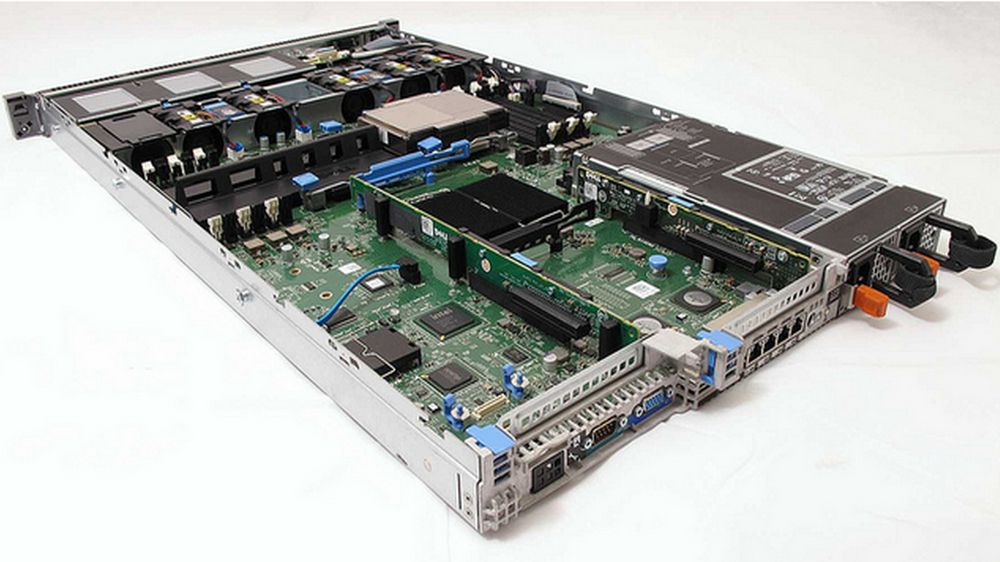 Dell R610 2.5 Chassis Configure-To-Order