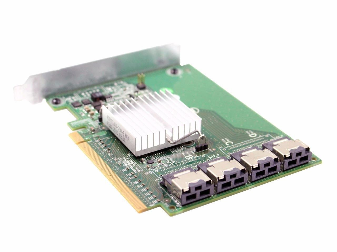 Dell PowerEdge R720 R820 Mini SAS SFF-8087 4 Ports PCIe Bridge