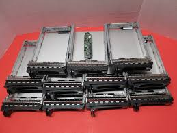 "Dell PowerEdge SATAu SATA Interposer PN939 with 3.5"" caddy D962C"