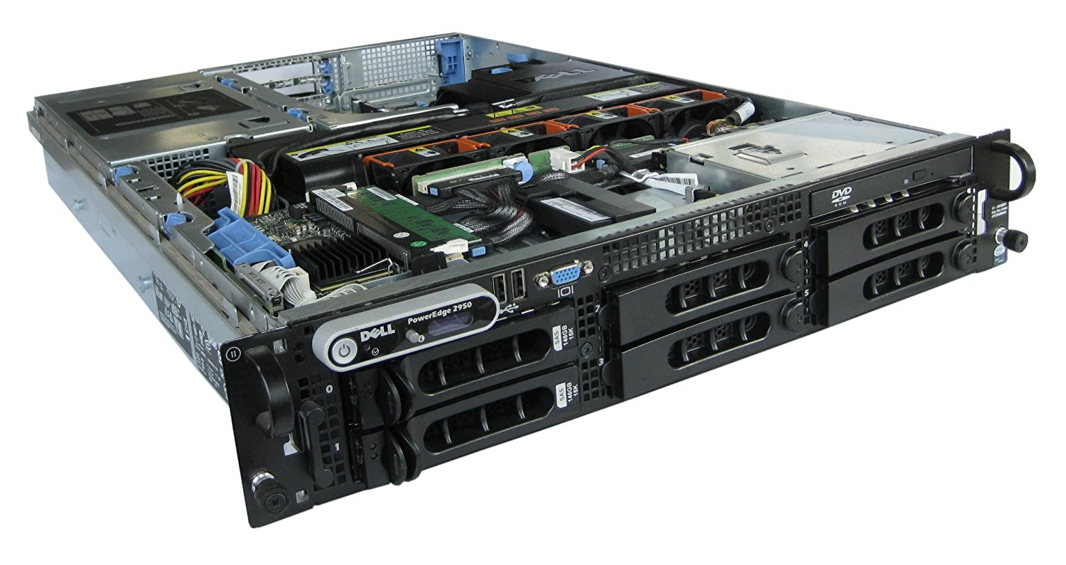 Dell PowerEdge 2950 Gen III Xeon Quad-CONFIGURE-TO-ORDER (CTO)