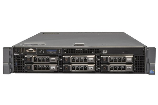 Dell R710 3.5 Chassis Configure-To-Order (CTO)