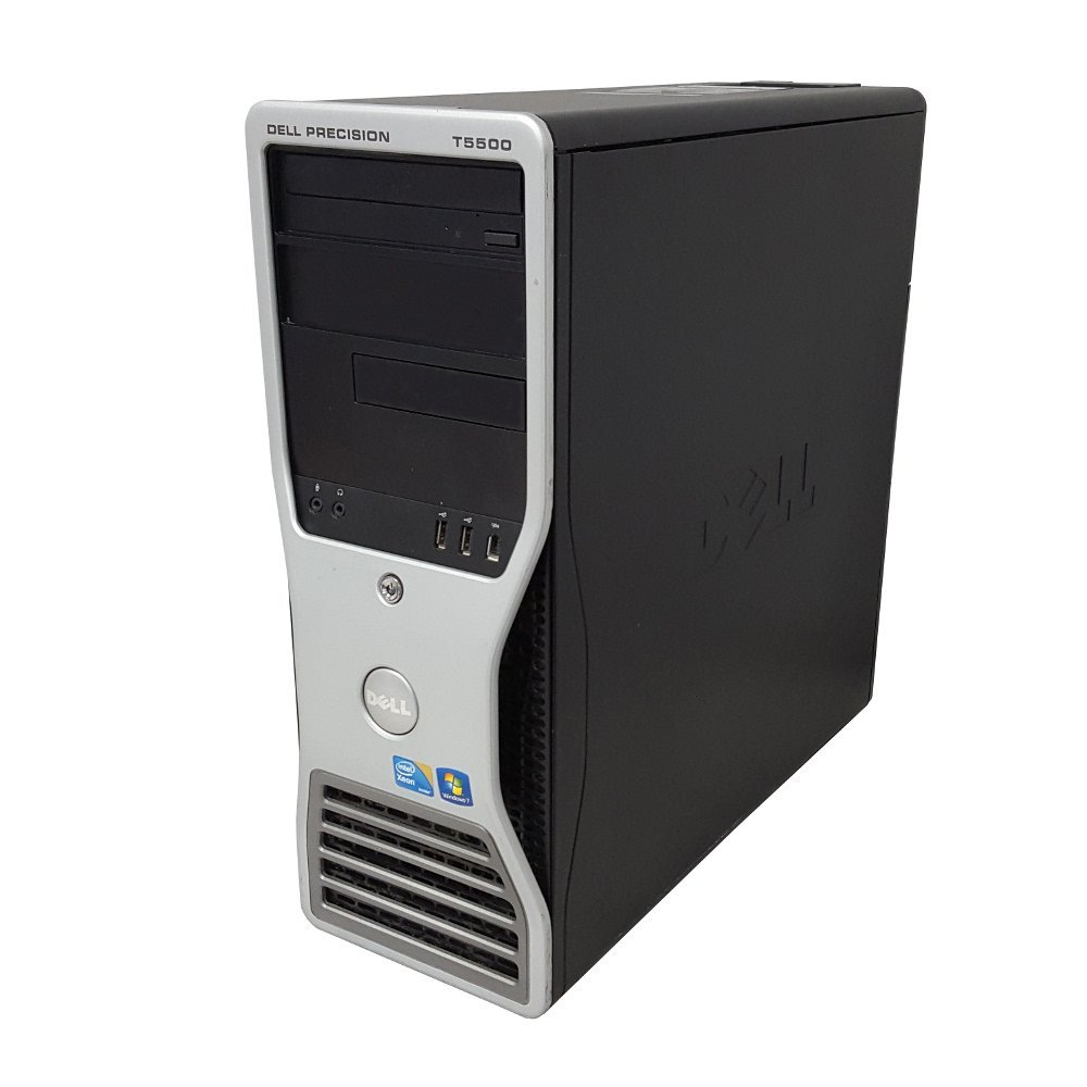 Dell Precision T5500 Workstation Intel Xeon 2.4GHz (E5620)