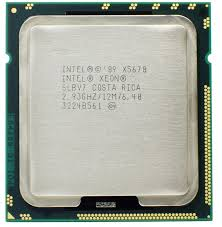 Dell Xeon 6C 2.93Ghz 12MB 6.40GTs X5670 Processor