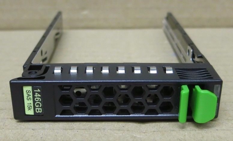 Fujitsu Primergy 2.5 HDD Caddy Only A3C40135103 For RX200 RX300