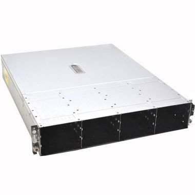 HP STORAGEWORKS MSA60 ARRAY ENCLOSURE ONLY-NO DRIVES