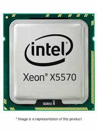 Intel Xeon Processor X5570 2.93 GHz, 8MB L3 Cache, 95W, DDR3