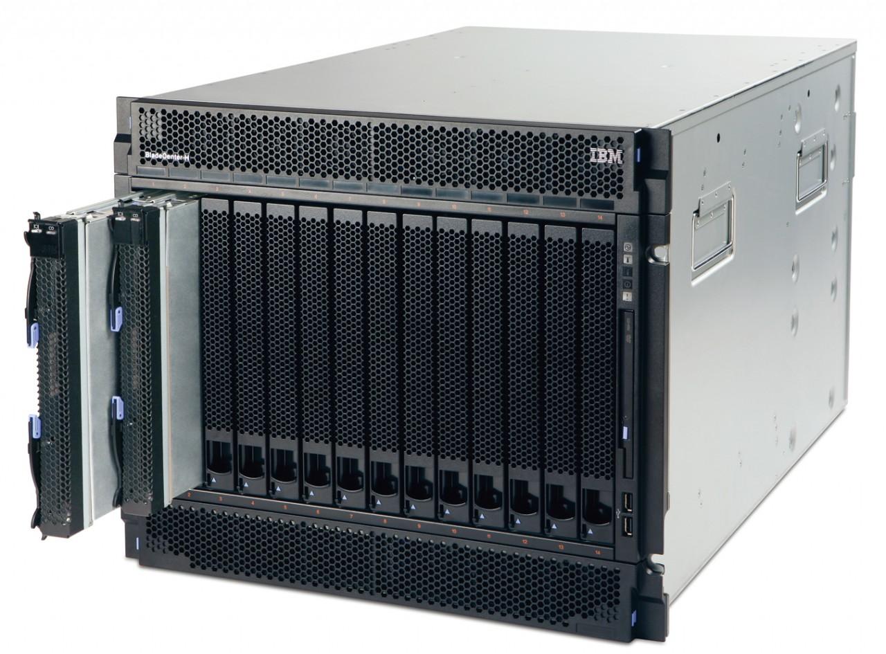 IBM Blade Chassis