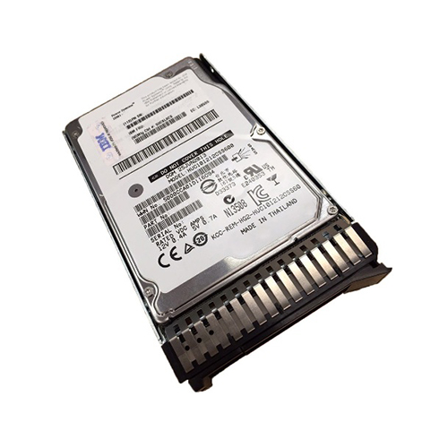 IBM 00RX908 1.8TB 10K 12Gbps 2.5 SAS HDD for Storwize v7000