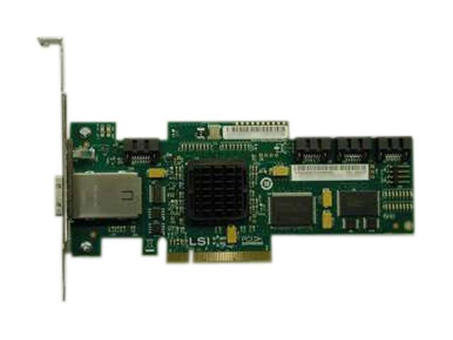 IBM 44E8700 PCI-Express x8 Low Profile SAS RAID Controller