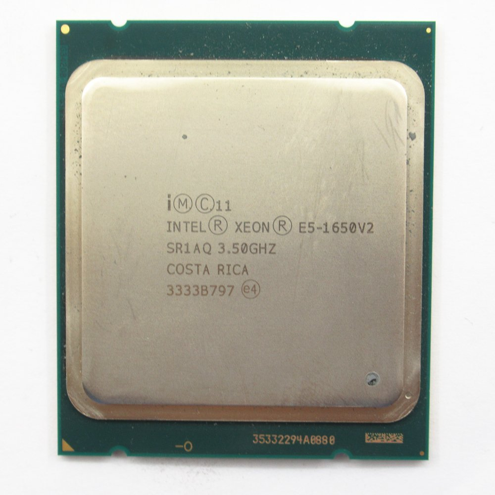 Intel Xeon E5-1650 v2 SR1AQ 3.5GHz Six-Core LGA2011 CPU