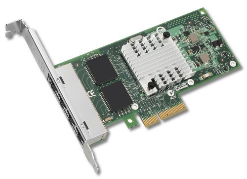 Intel Ethernet Quad Port Server Adapter I340 T4 for system X