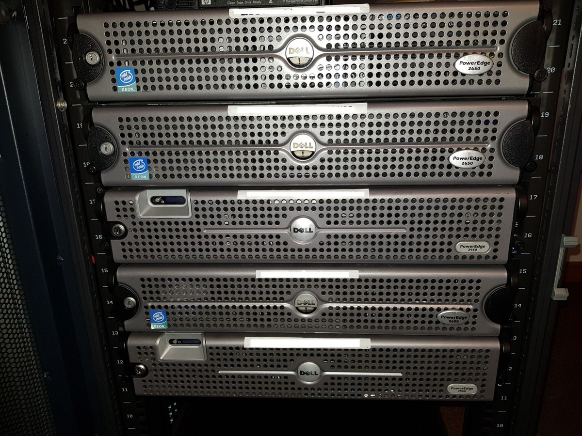 Refurb Small Business Servers