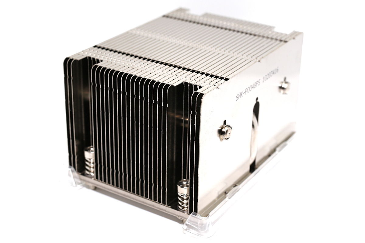 SUPERMICRO SNK-P0048PS 2U SOCKET LGA2011 NARROW PASSIVE HEATSINK