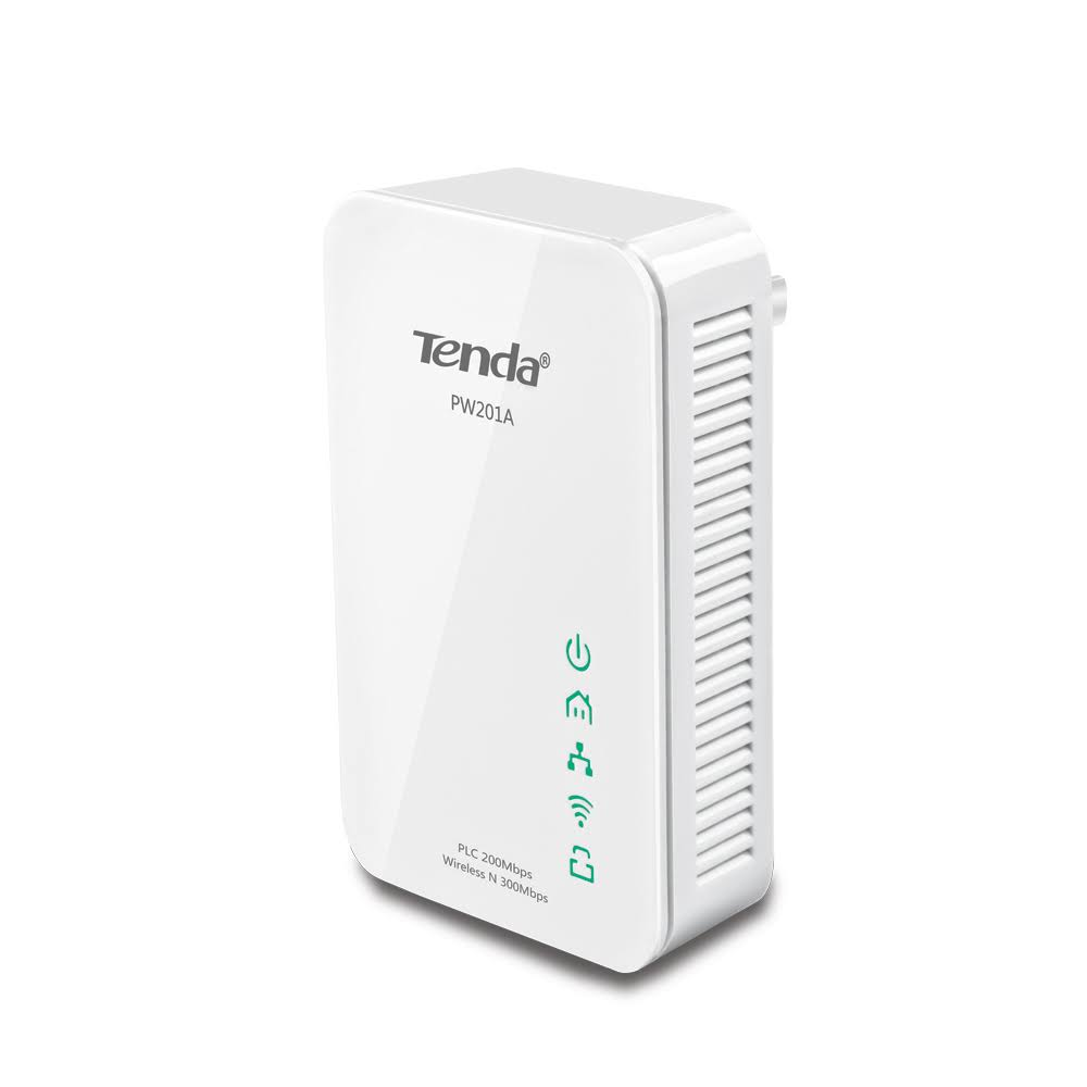 Tenda 200M Wireless Powerline Ethernet Bridge